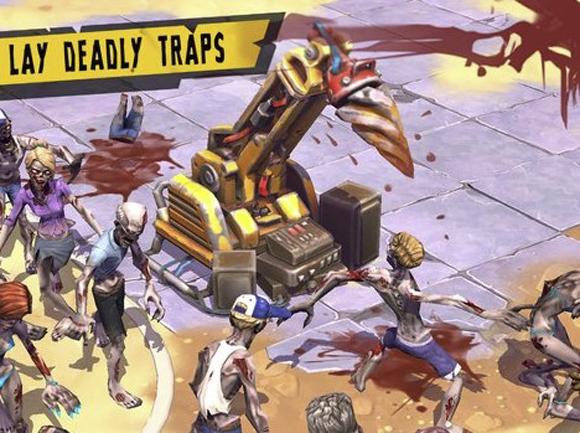 Dead Island Survivors Mod Apk Android Terbaru