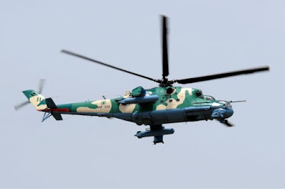 Nigerian Air Force hits more bandit camps in Zamfara