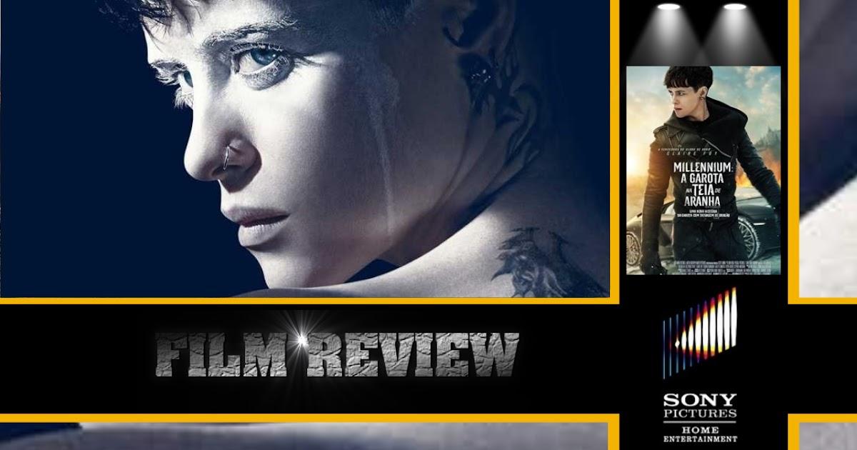 Tem Na Web - A GAROTA NA TEIA DE ARANHA (2018) - FILM REVIEW