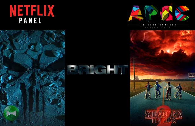 AsiaPop ComiCon Manila 2017 Day 2: Netflix Panel