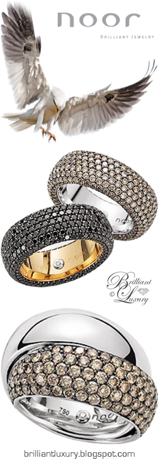 Brilliant Luxury ♦ noor jewelry