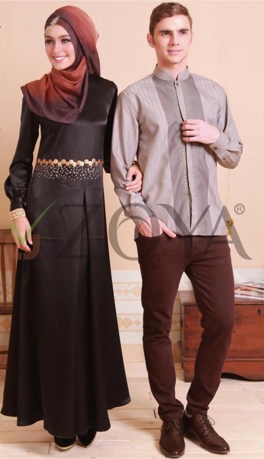 Koleksi Baju Muslim Couple Populer 2015 (bagian 2) 55929762db
