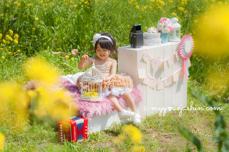 子供 写真 スタジオ フォトスタジオ 千葉 記念撮影 バースデー ロケーション