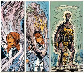"""Valerian agente espacio temporal"""" de Mezieres y Christin comic ciencia ficción"""
