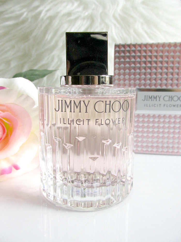 Review: JIMMY CHOO - ILLICIT FLOWER - 100ml - 95.00 Euro
