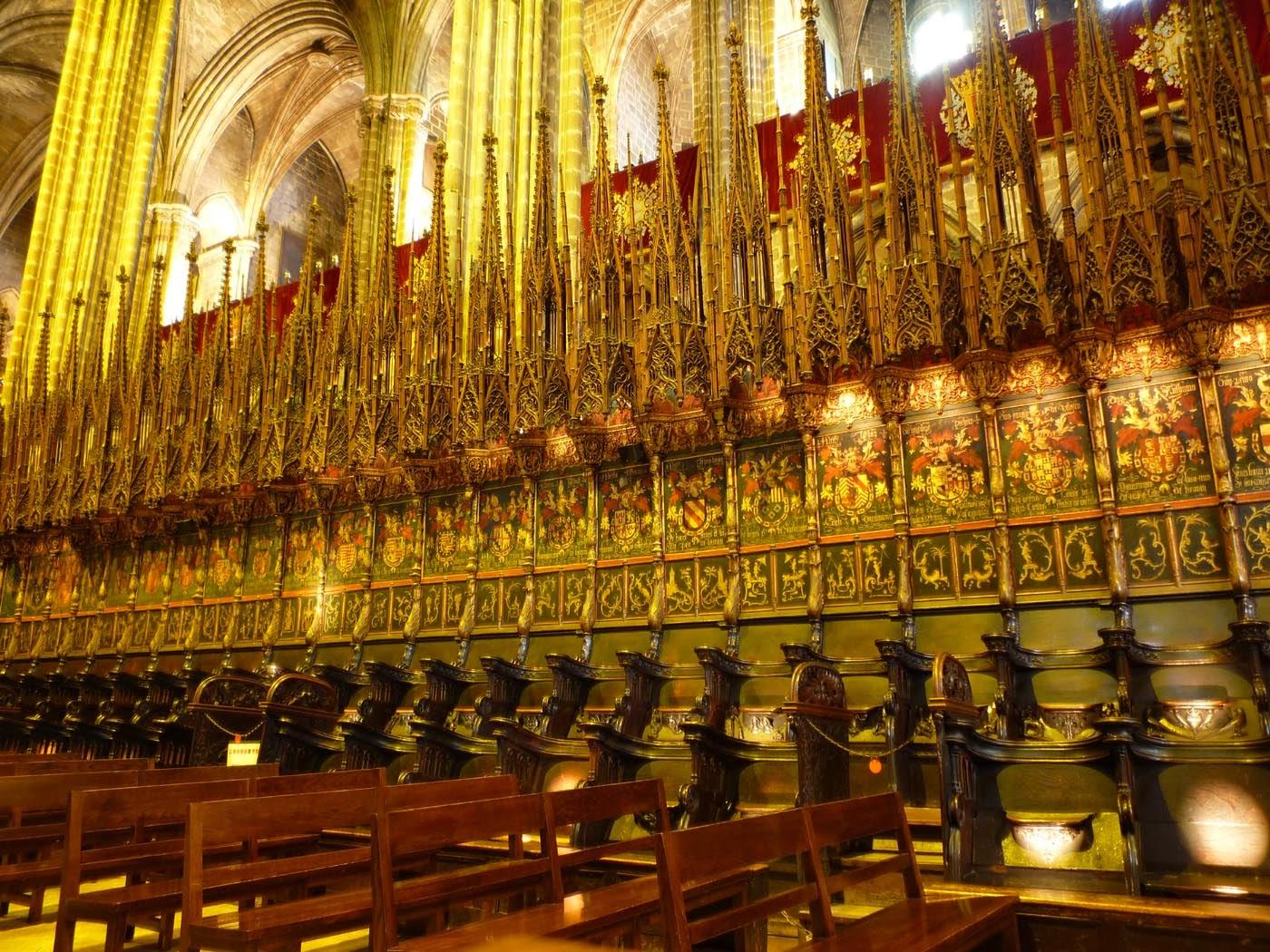 Catedral de Barcelona | Espanha