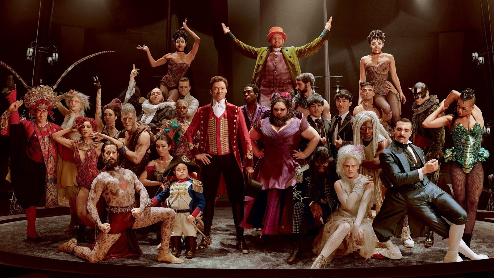 Review Film The Greatest Showman 2017
