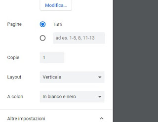 Stampa browser