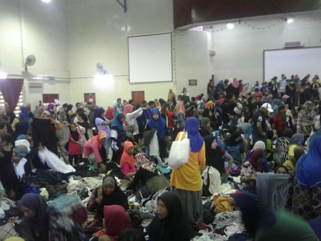 5 Perkara Menarik Berlaku Di Dewan Masyarakat Sri Kunak Sempena Pesta Bundle Kunak