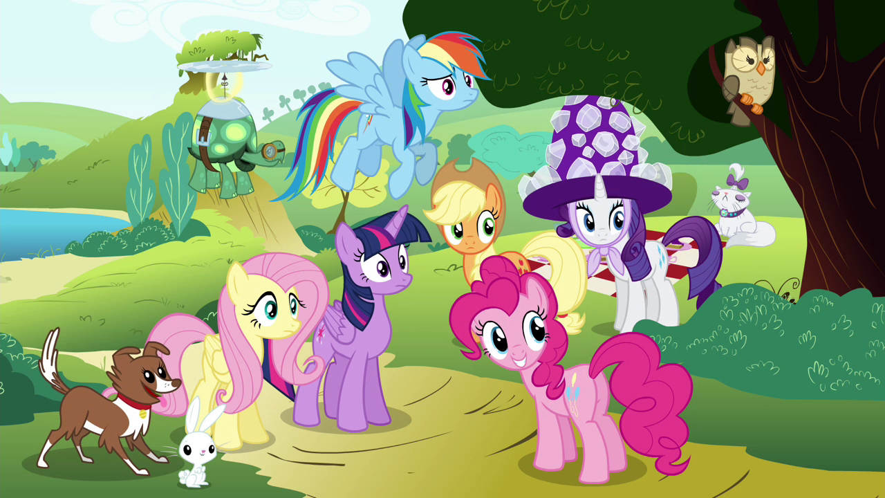 """The Thunder Productions: Picking Apart """"My Little Pony ..."""