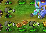 Plantas contra aliens [2016] juego
