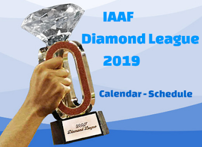 IAAF,  Diamond League, World Indoor Tour,  2019,  Calendar, Schedule, Dates, Prize Money.
