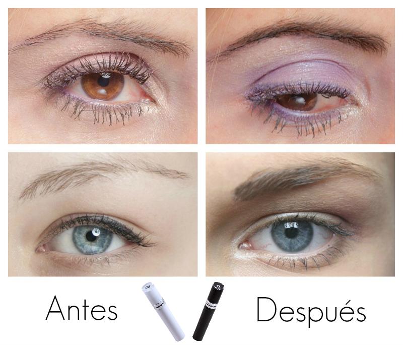 resultados del tratamientos para cejas y pestañas