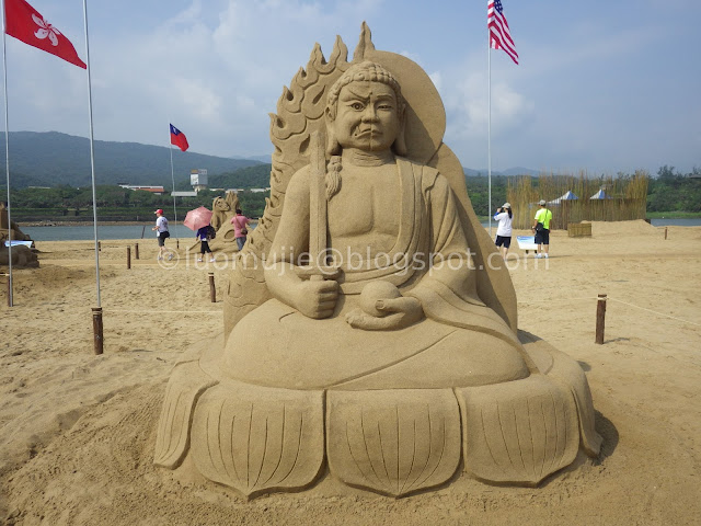 Fulong International Sand Sculpture Art Festival