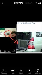 Gagal Fokus...barang bukti tv dan scene bugil sama...apa tanggapan netizen