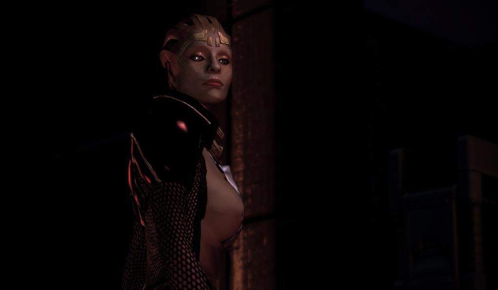 Mass Effect Nude Mode 87