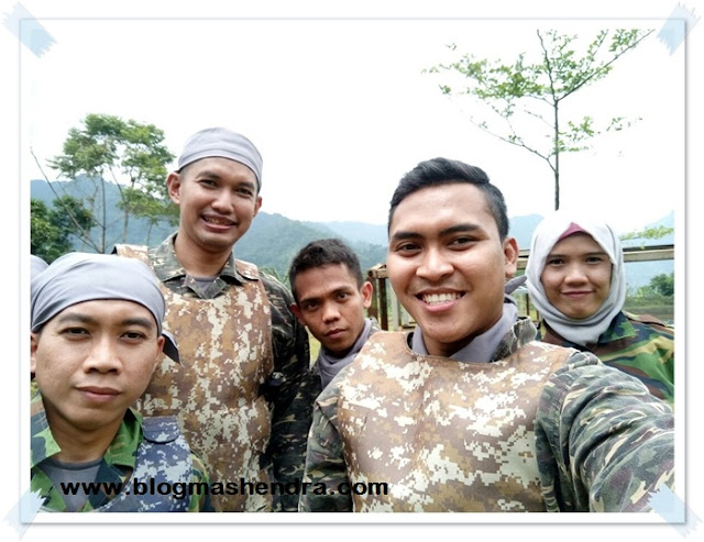 Persiapan Sebelum Bermain Paintball - Blog Mas Hendra