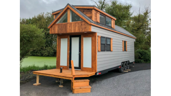 Farmhouse - Liberation Tiny Homes