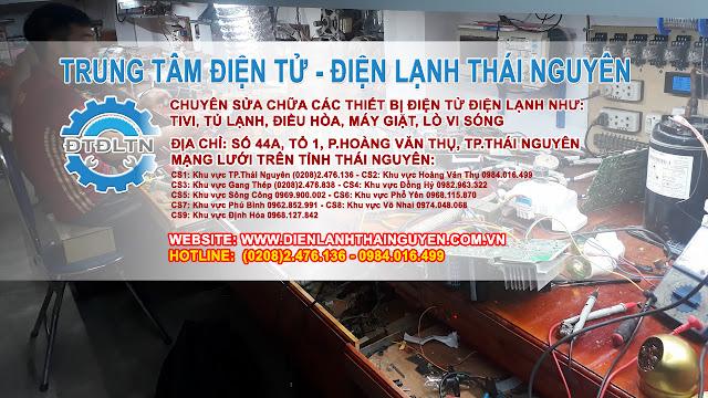Lợi ích khi dùng dịch vụ sửa tivi tại thái nguyên của Điện tử Thái Nguyên