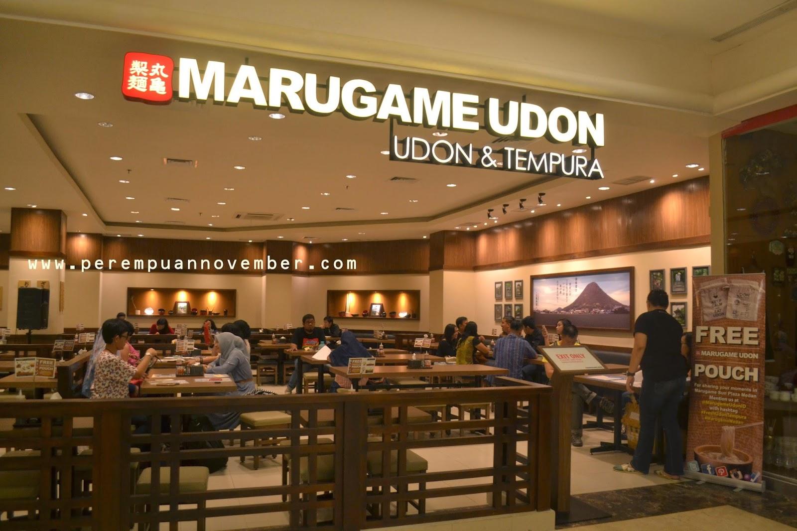MARUGAME UDON MEDAN