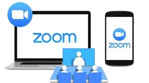 Zoom di PC atau Laptop