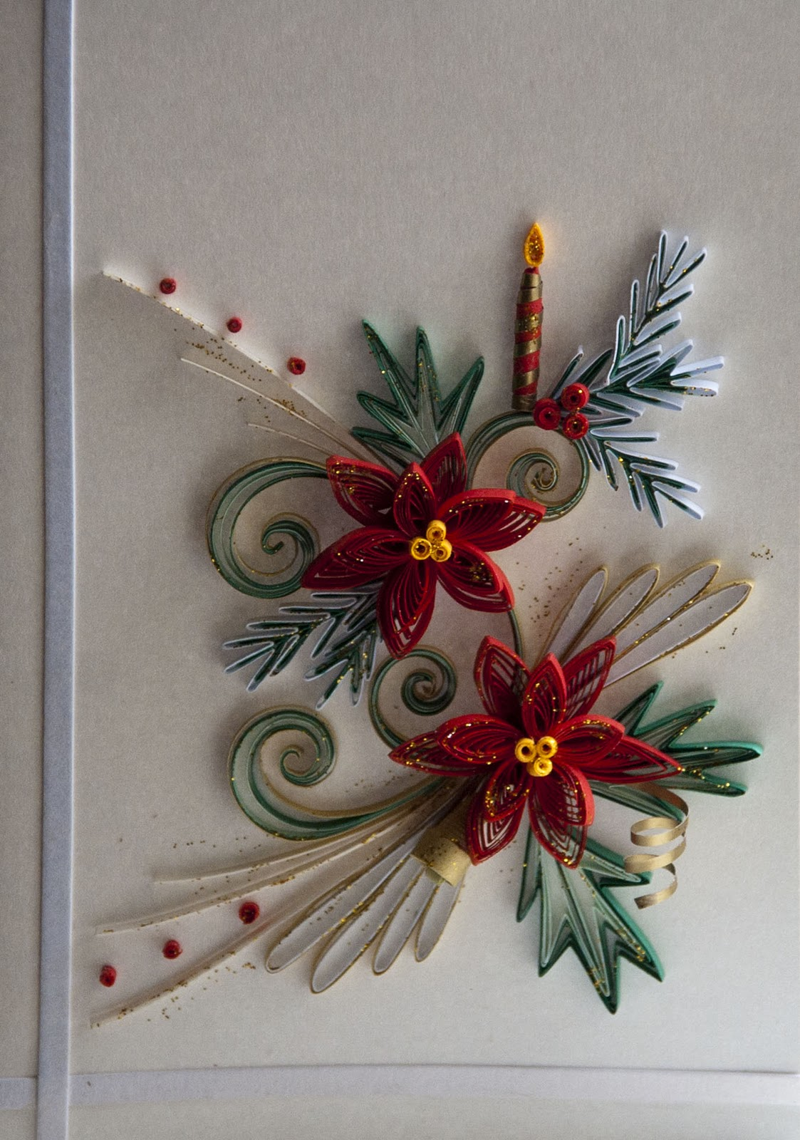 Neli Quilling Art Quilling Christmas 11