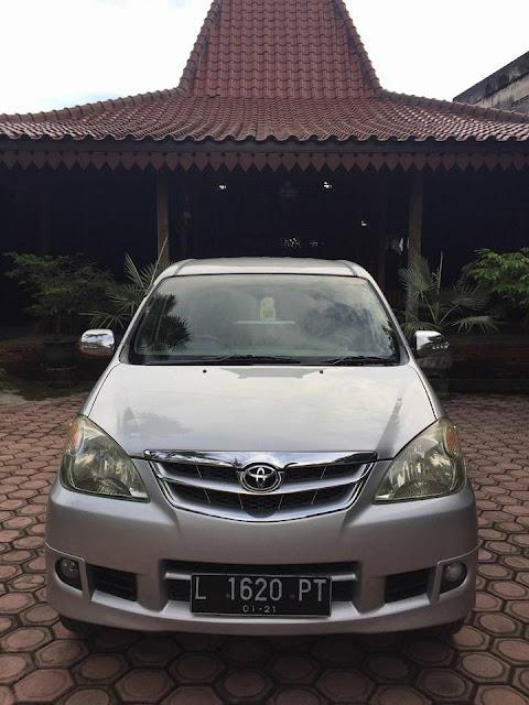 Toyota Avanza G tahun 2010 bekas