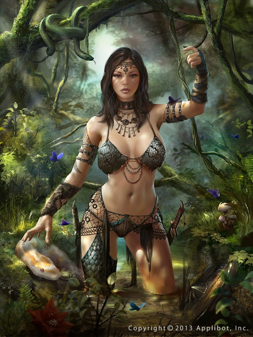 Legend of the Cryptids - Jungle Hero Annalisa