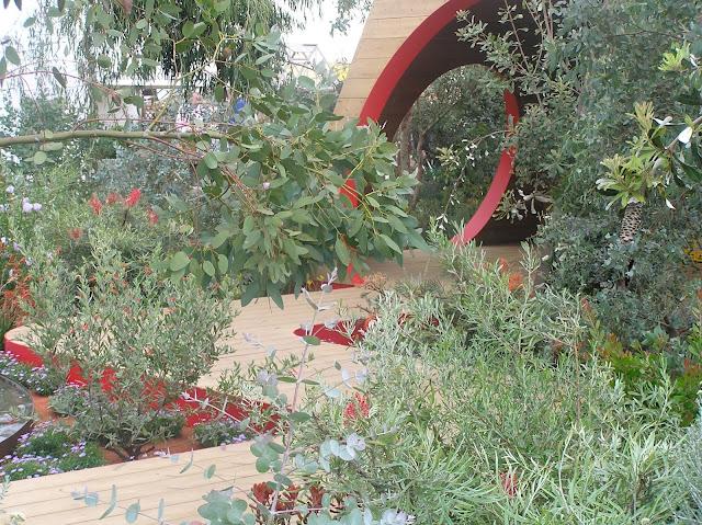 Essence of Australia ogród pokazowy
