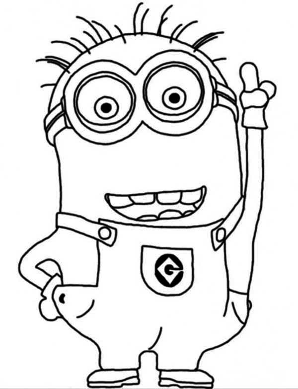 FUN & LEARN : Free worksheets for kid: Minions Free