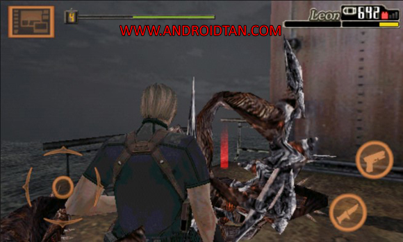 Resident Evil 4 Mod Apk + Data Free