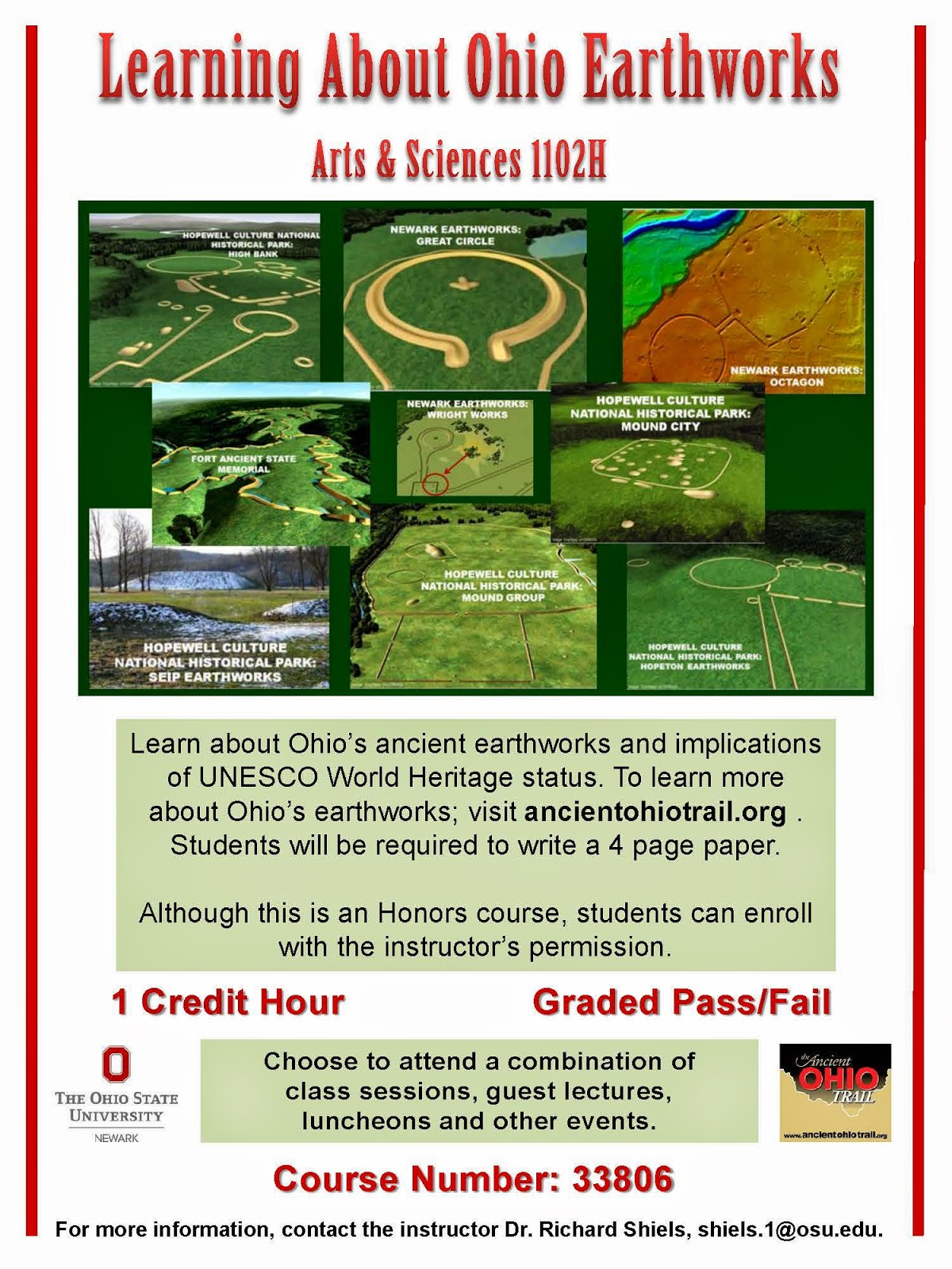 Learning About Ohio Earthworks PDF