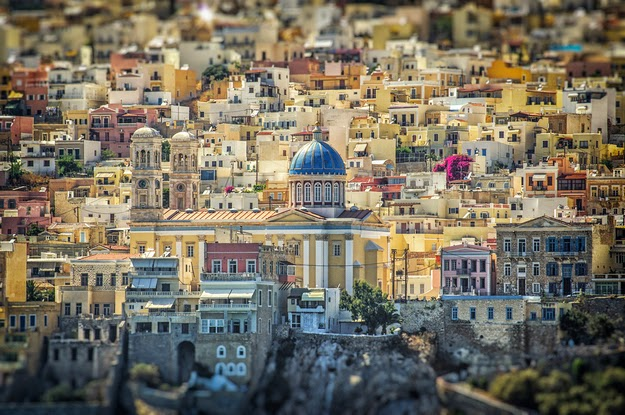 but also like that. (Ermoupolis on the island of Syros.) - 49 Reasons To Love Hellas (Greece)