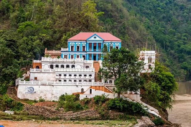 Nepal's Taj Mahal Ranimahal Ranighat Palpa