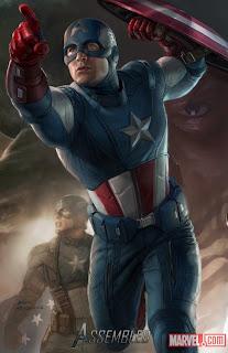 Kapitan Ameryka - The Avengers