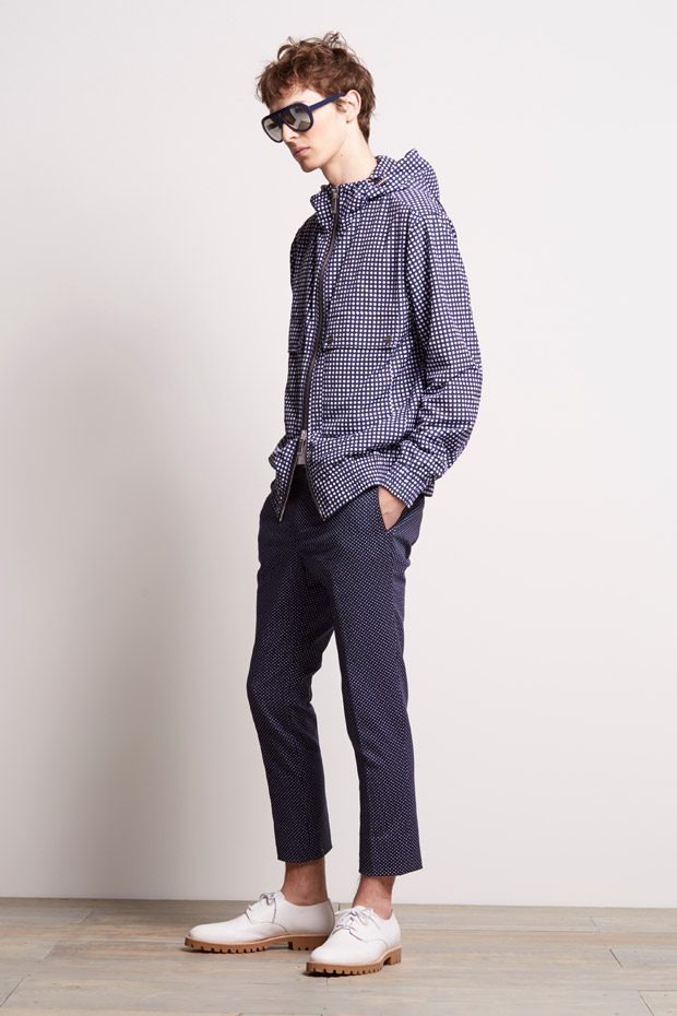 Michael Kors Spring 2017 Menswear Lookbook