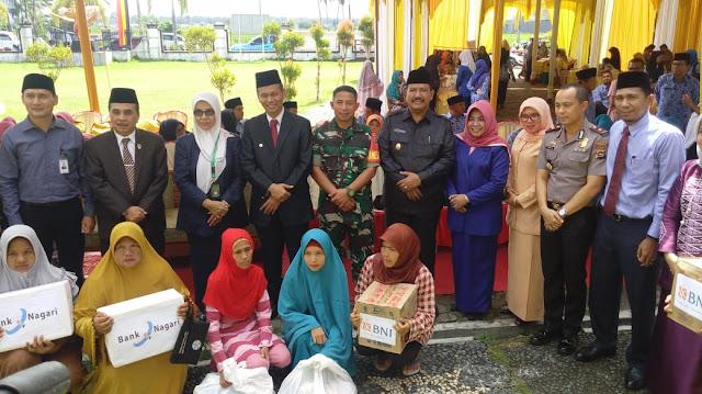 Gelar Bazzar Murah, Pariaman Juga Subsidi 4000 Paket Sembako