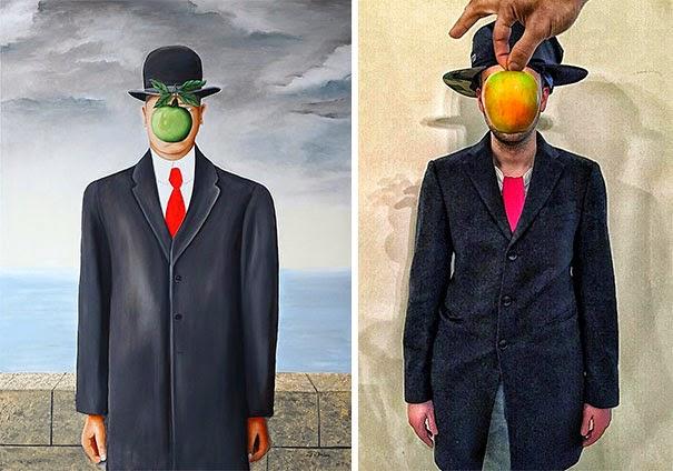 recreating famous artwork fools do art-4