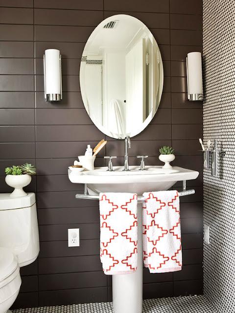 Neutral Color Bathroom Design Ideas: Bathroom Decorating Design Ideas 2012 With Neutral Color