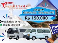 Travel Semarang Malang - Fajar Utama