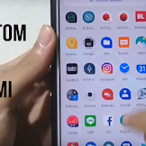 Download Custom Rom AEX 6.1 OFFICIAL Android 9 Pie Redmi 4X - Santoni
