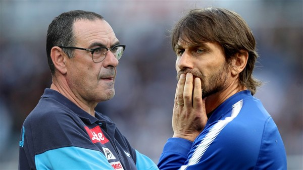 Sports Today: Sarri's exit from Napoli confirmed amid links to Chelsea