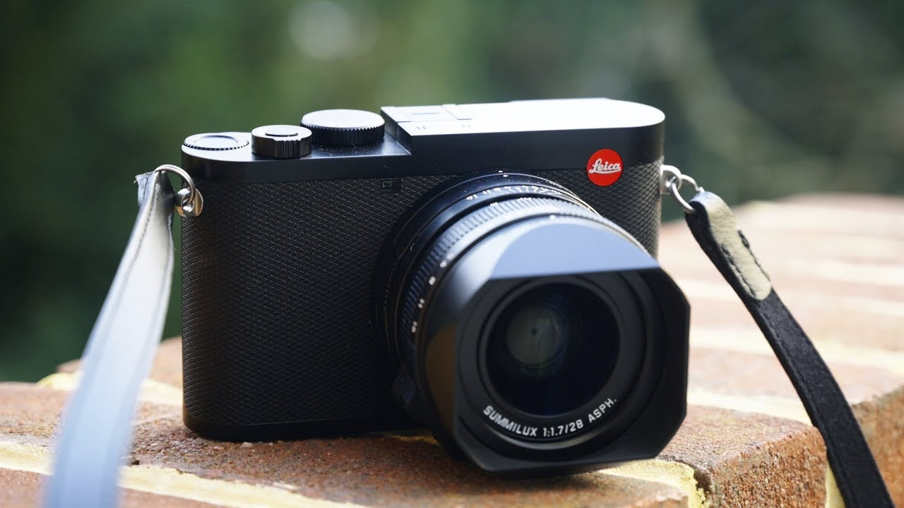 Leica Q2 First Look - 47MP Full Frame!