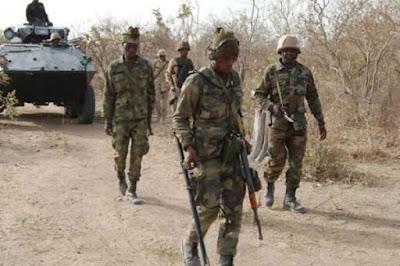 Boko Haram Kills Three Nigerian Soldiers In Fresh Attack