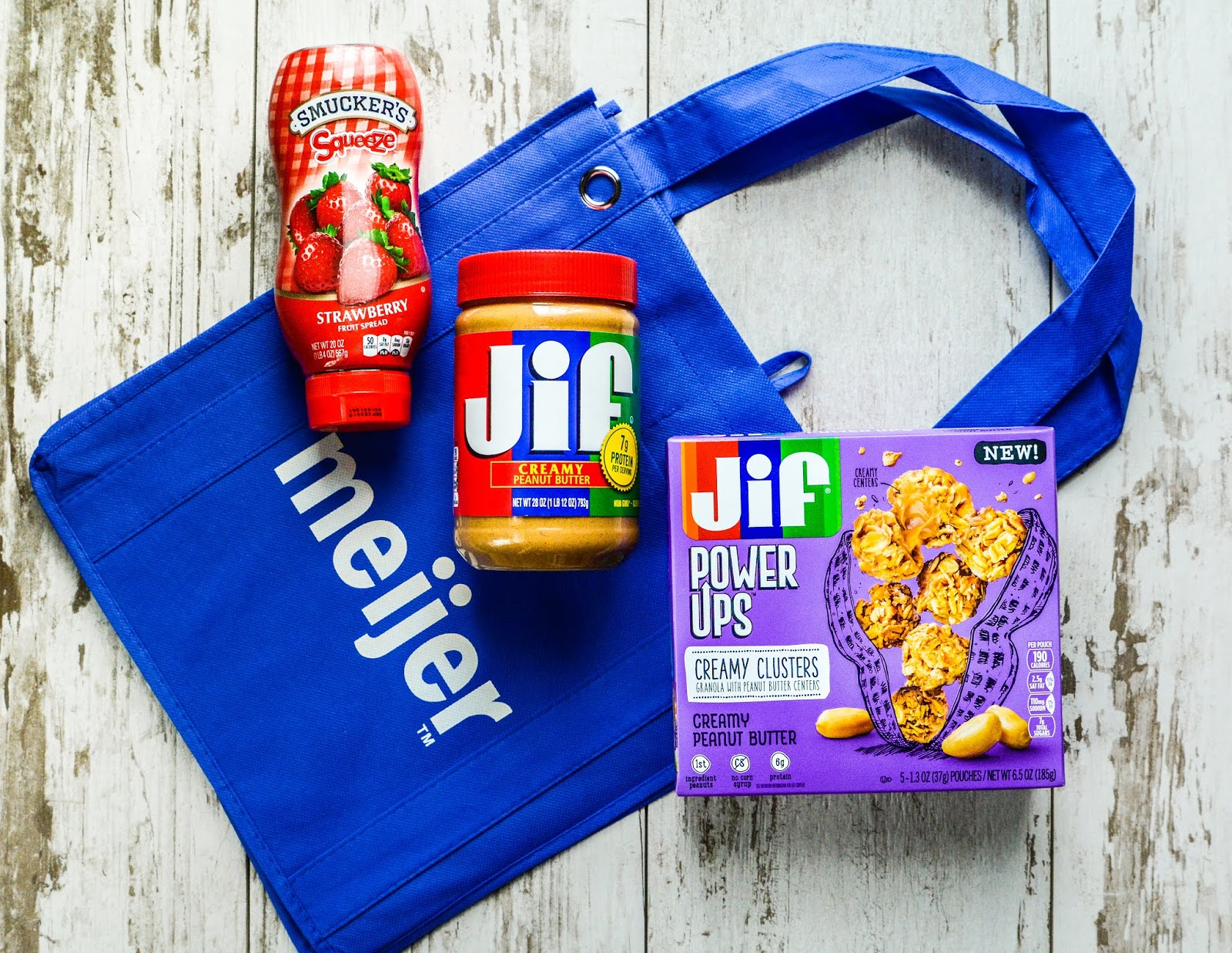 Jif Smuckers Lunchbox Essentials