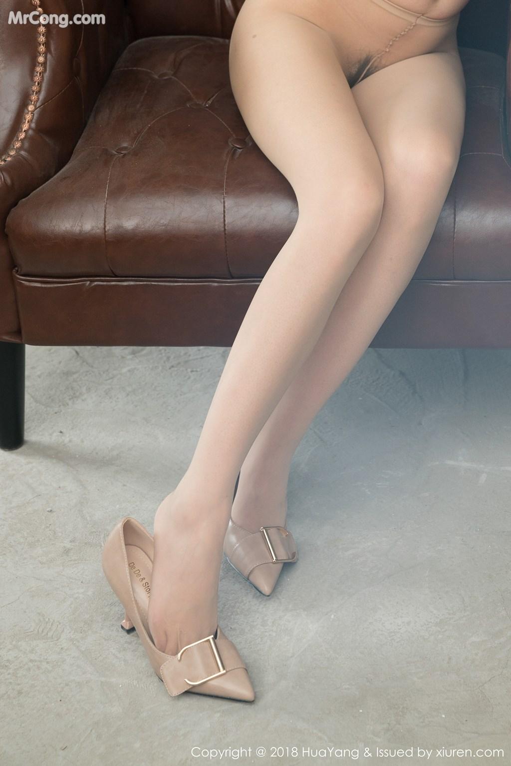 Image HuaYang-2018-03-02-Vol.034-Xiao-Tian-Xin-Candy-MrCong.com-017 in post HuaYang 2018-03-02 Vol.034: Người mẫu Xiao Tian Xin (小甜心Candy) (41 ảnh)