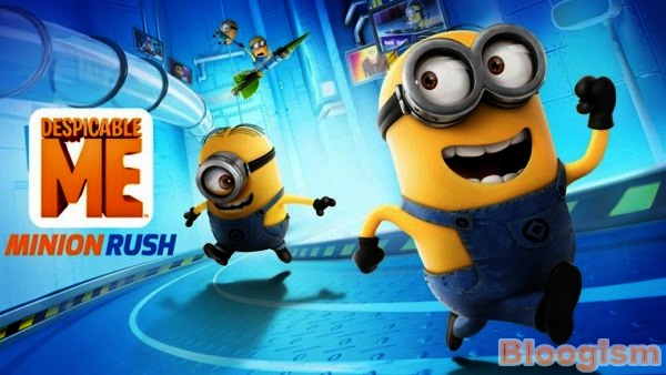 Despicable Me, Minion Rush 6 2 2a Mod Apk for Android