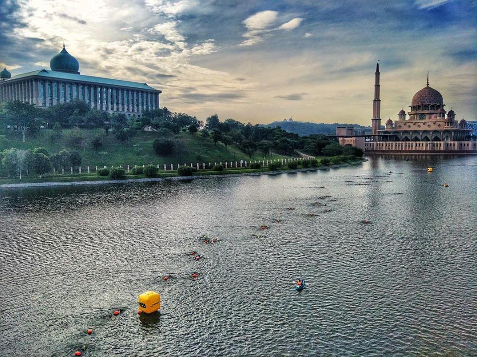 Putrajaya New Year Resolution Swim (3km)