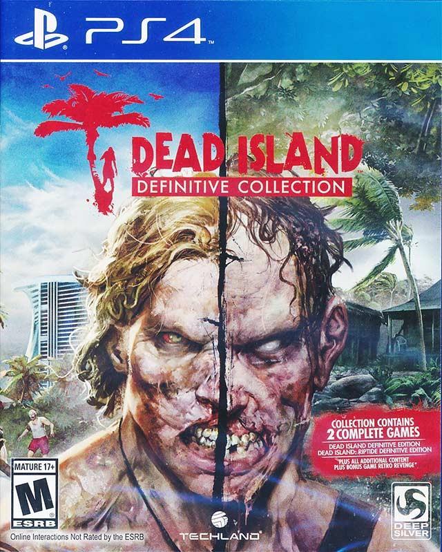Dead Island Retro Revenge Not In Definitive Collection