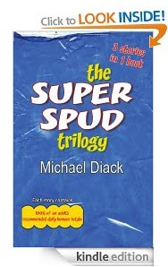 The Super Spud Trilogy by Michael Diack Book Review